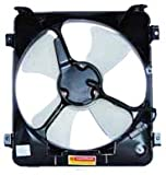 TYC 610080 Replacement Condenser Cooling Fan Assembly For '96-'98 Honda Civic