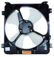 - TYC 610080 Replacement Condenser Cooling Fan Assembly For '96-'98 Honda Civic