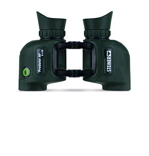 Steiner Predator AF 8x30 Binoculars, High Clarity, Hunting Essentials