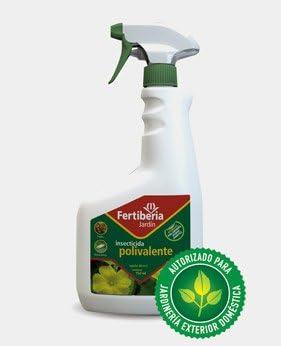 Insecticida Polivalente Listo Uso 750 Ml Fertiberia