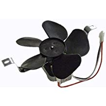Broan-Nutone Broan Replacement Range Hood Fan Motor And Fan - 2 Speed # 97012248, 1.1 Amps, 120 Volts