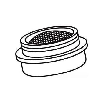 Moen Faucet Aerator Replacement. Moen 101013 Replacement Male Threaded Faucet Aerator