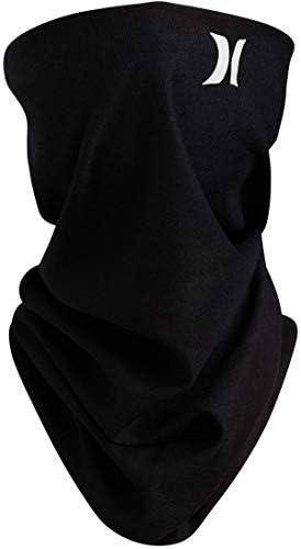 Hurley Lightweight Multipurpose Neck Gaiter Face Mask