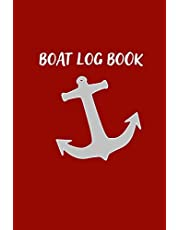 Boat Log Book: Captains Logbook and Trip and Record Keeper