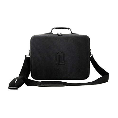 Thepass Hard Shell Shoulder Waterproof Box Suitcase Bag for DJI Mavic 2 &Smart Controller with Zipper
