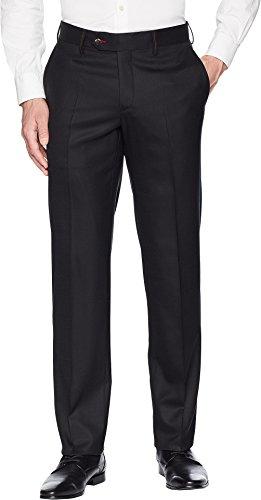 Robert Graham Men's Halden Straight Leg Pants Black 42 33