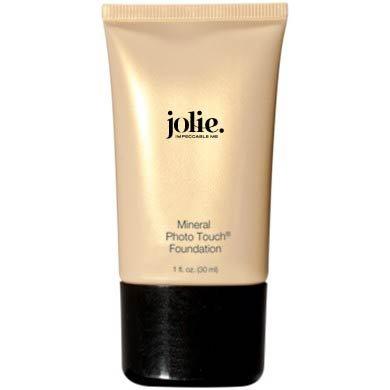 Jolie Mineral Photo Touch Foundation Makeup (PALE BEIGE)