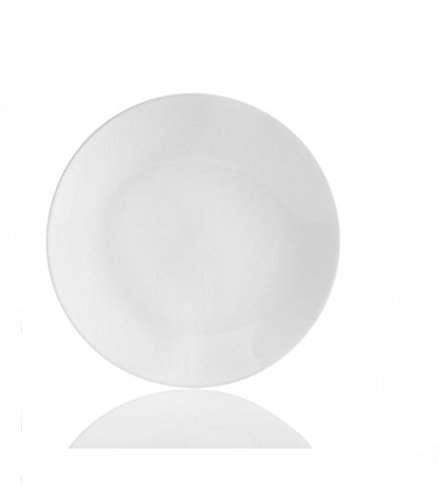 - Hotel Collection Dinnerware, Bone China Coupe Salad Plate