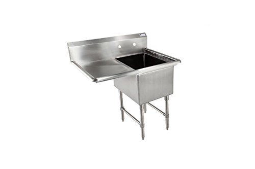 Compartment 16 Gauge Stainless Steel - 1