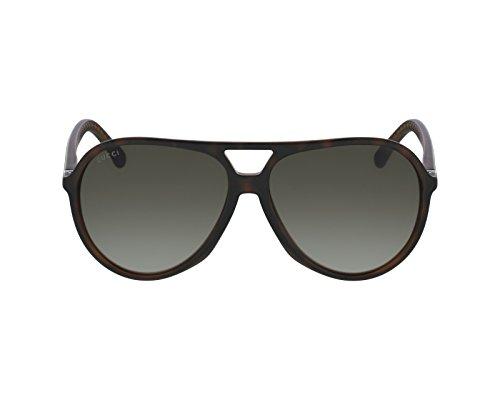 233e5e201eb Gucci Men s GG 1090 S Havana  Brown Gradient - Buy Online in Oman ...