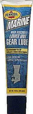 Pennzoil Lower Unit Gear Lubricant High Viscosity