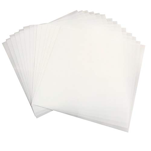 Pet Material (30pcs 7mil Blank Stencil Material, 12 x 12inch Blank PET Templates Stencil Sheets- Make Your own Stencil)