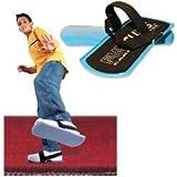 : Simtec Fun Slides Carpet Skates - Blue