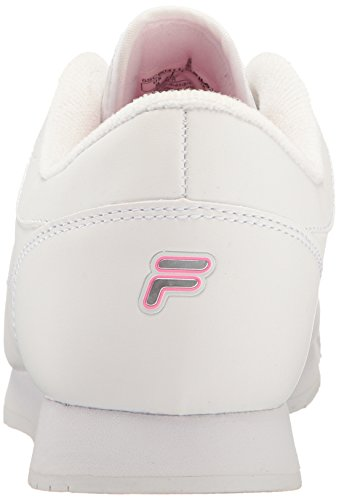 White Memory Viable White Shoes Walking Sugar Women's Plum Fila AwzqSS