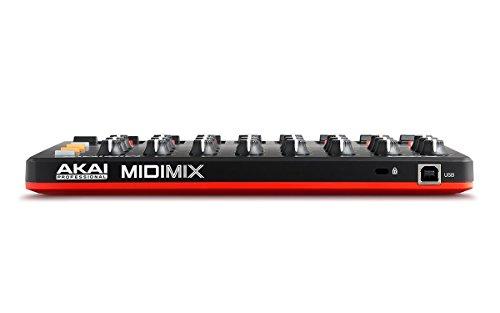 AKAI Professional MidiMix – Mixer e Controller MIDI USB Leggero e Professionale + Ableton Live Lite
