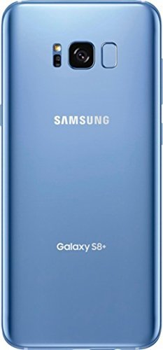 Samsung Galaxy S8 Unlocked 64GB – US Version (Coral Blue) – US Warranty (Certified Refurbished)