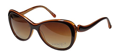koali-7110k-womens-ladies-cat-eye-full-rim-sunglasses-eyewear-55-15-135-burgundy-orange