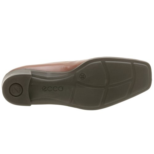 Ecco Donna New York V Gore Slip On Mogano