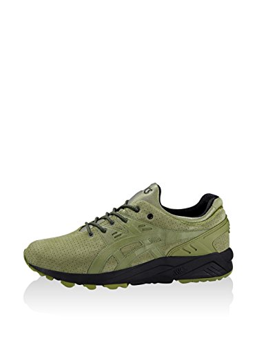 ASICS - Baskets basses - Homme - Gel Kayano Trainer Evo Suede Kaki pour homme