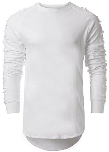 Long Sleeve 100% Pigment - 8
