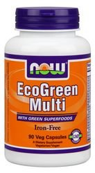 Now Foods Eco-Green Multi 90 Vcaps