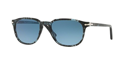 Persol 0PO3019S-1062Q8 SPOTTED BLUE DARK GREY -55mm - Retailer Persol