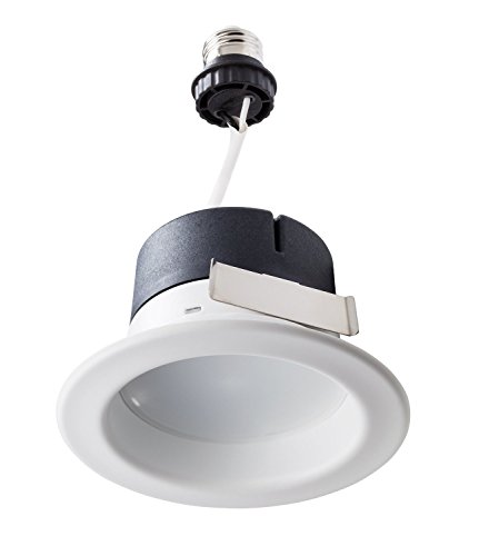 Philips 50 Watt Equivalent 4 in. 5000K LED Dimmable Downlight, Daylight