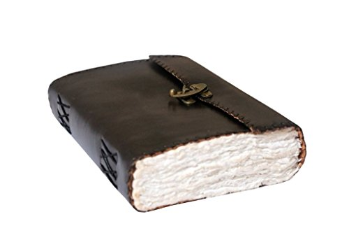Phoenix Craft Leather 10×7 Handmade Leather Journal Artist Book Of Shadow plain deckle pages Diary Gift Book Sketchbook Christmas gifts