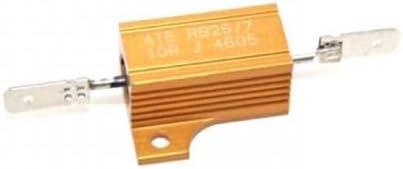 Widerstand Leistungswiderstand Für Blinker Mit Halogenbirne 10 Ohm 25 Watt Auto