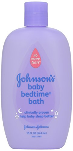 Johnson's, Baby Bath bedtime bath, 15 fl oz