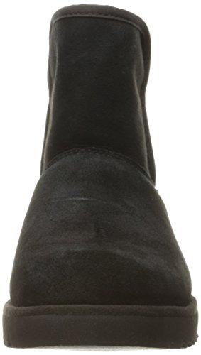 Gris Cory Short Australia UGG Noir Bottines Femme nXqHnxwAz