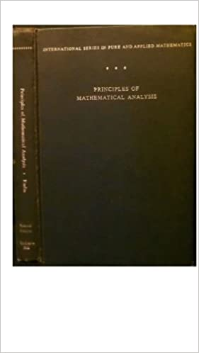 Rudin principles of mathematical analysis free download