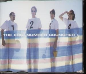 NUMBER CRUNCHER CD UK INDOCHINA 1996