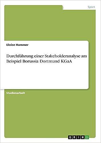 Stakeholderidentifikation Und Stakeholderanalyse 2