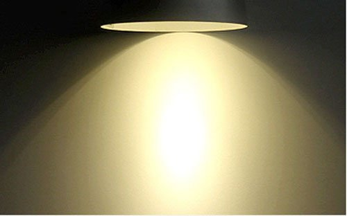 LUMINTURS 5W 21-LED SMD 5050 Wall Sconce Light Fixture Bulb Mirror Front Pic...