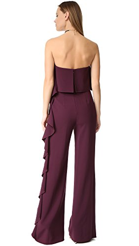Alexis Women's Kendall Jumpsuit, Plum, Medium