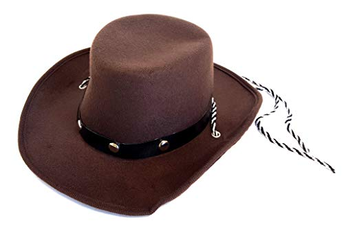 Toddler Western Rodeo Cowboy Hat, by Dondor]()