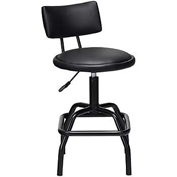 Prime Amazon Com Craftsman Adjustable Hydraulic Seat Stool Black Machost Co Dining Chair Design Ideas Machostcouk