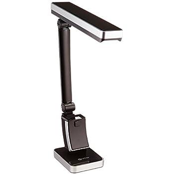 OttLite 315G53 13-watt HD Slimline Task Lamp, Black Finish - Floor ...