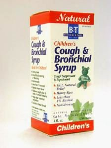 Boericke & Tafel - Children's Cough & Bronchial Syrup 4 oz [Health and Beauty]