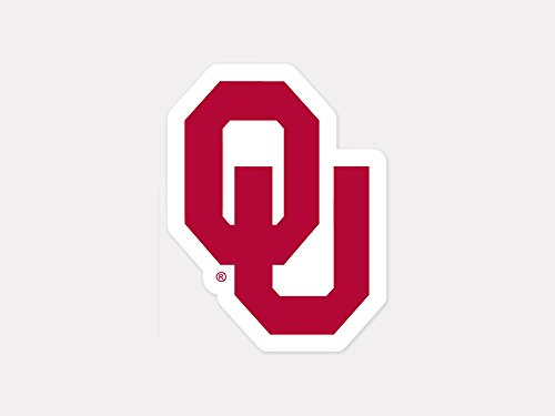 WinCraft NCAA University of Oklahoma 48910012 Perfect Cut Color Decal, 4