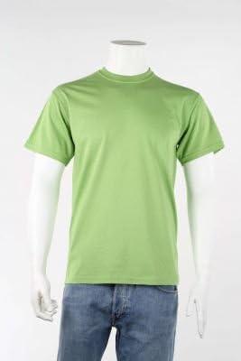 Gildan - Camiseta - para hombre Verde verde kiwi large: Amazon.es: Ropa y accesorios