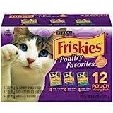 Friskies Gravy Sensations Poultry Favorites Variety Pack, My Pet Supplies