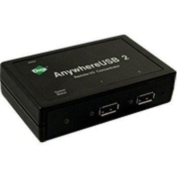 DIGI ANYWHEREUSB 2 PORT USB OVER IP HUB (Digi Anywhereusb 2 Port Usb Over Ip Hub)