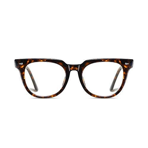 Penbea Blue Light Glasses Women – Computer Gaming Glasses for Women, Blue Light Blocking Glasses Women, Fake Eyeglasses…