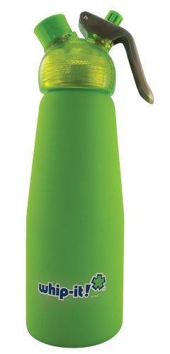 whipped cream dispenser green - 2