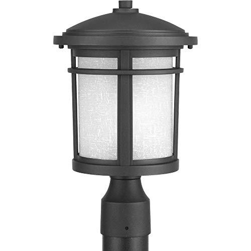 Progress Lighting P6424-31 Traditional/Casual 1-100W Med Post Lantern, ()
