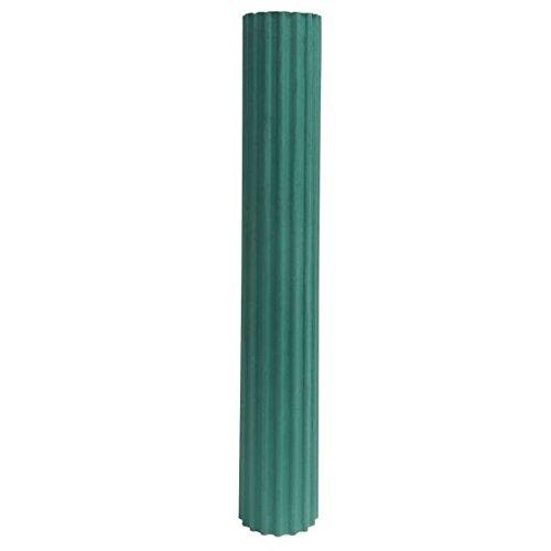 CanDo Twist-n-Bend Bar, Green, Medium Resistance
