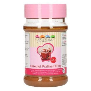 Hazelnut Filling - FunCakes Hazelnut Praline Filling 325 g
