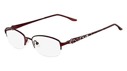 Eyeglasses MARCHON TRES JOLIE 148 603 BORDEAUX from MarchoNYC